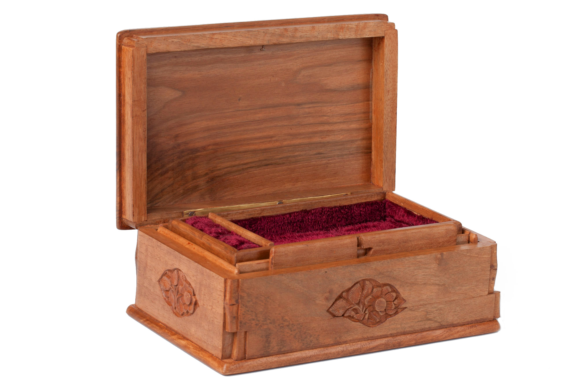 Woodworking Jewelry Box With Fantastic Pictures In Uk ...