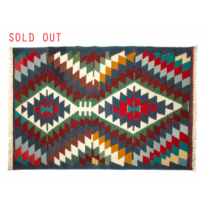 "5'6"" x 3'9"" Turkish Kilim"
