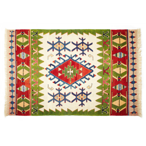"5'8"" x 3'9"" Turkish Kilim"