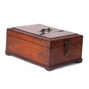 Antique Barber Box