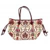 Silk Suzani Tote Bag